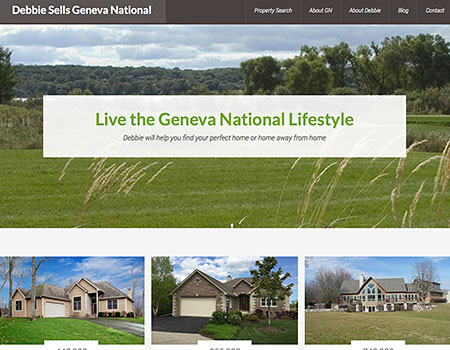 Geneva National Real Estate Site