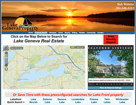 Lake Geneva Property