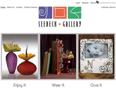 Seebeck Gallery
