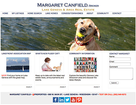 Margaret Canfield Real Estate